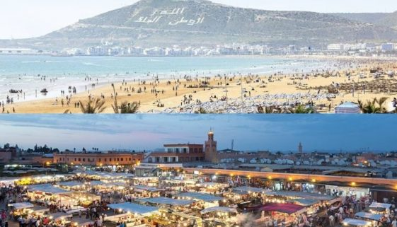 Which is Better Agadir Or Marrakech