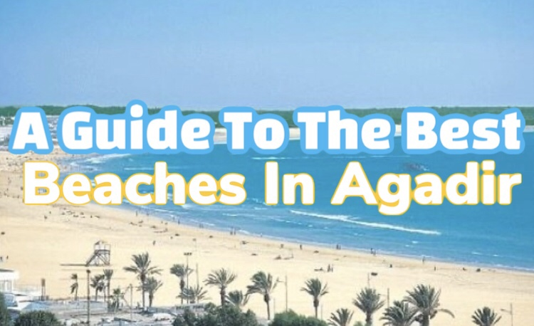 Beaches in agadir